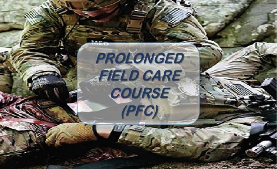 PROLONGED FIELD CARE COURSE - PFC