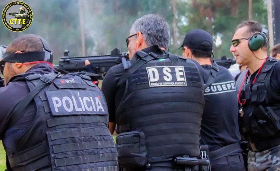 OPERAÇÕES ESPECIAIS POLICIAIS - OESPP