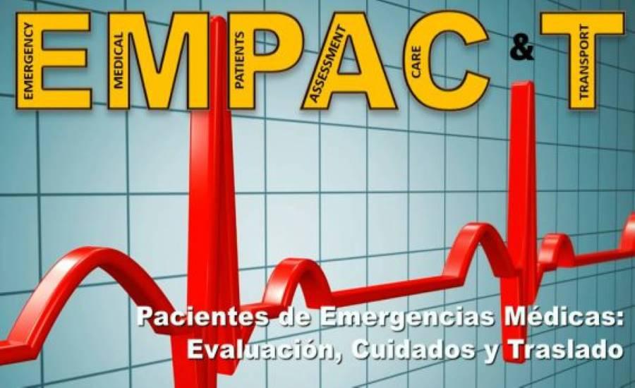 EMPACT - AVALIAÇÃO E TRANSPORTE DE PACIENTES CLÍNICOS DE EMERGÊNCIA