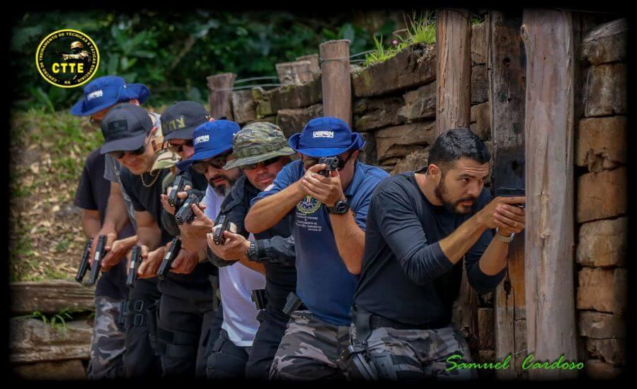 CURSO DE PÓS-GRADUAÇÃO - OESPP - OPERAÇÕES ESPECIAIS POLICIAIS