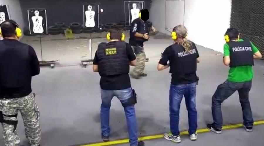 A GRANDE PROLIFERAÇÃO DE INSTRUTORES DE TIRO NO BRASIL